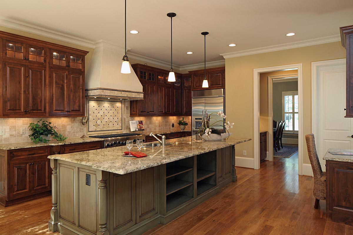 Kitchen cabinets probuild soquel ca kitchen design ideas for California kitchen cabinets